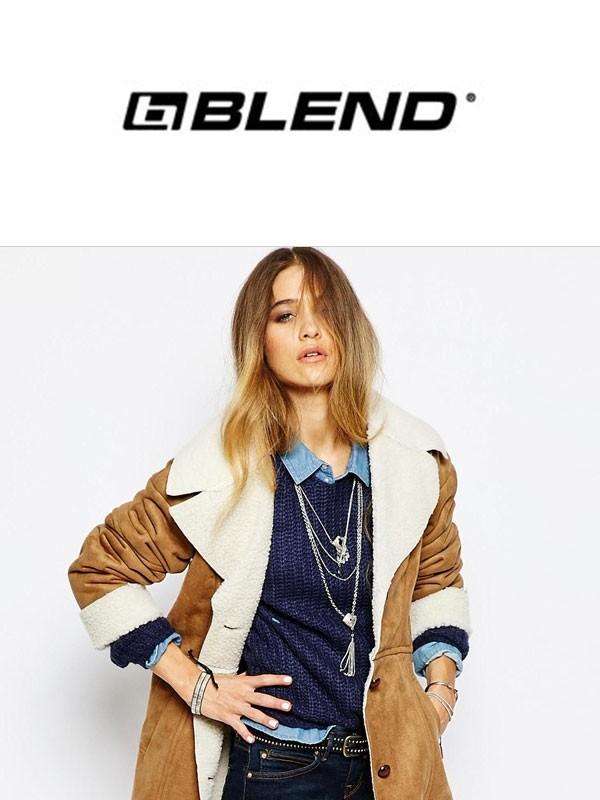 Outlet odzieży Jesień/Zima 2016 firmy Blend