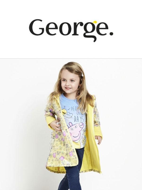 Odzież dziecięca, całoroczna firmy George