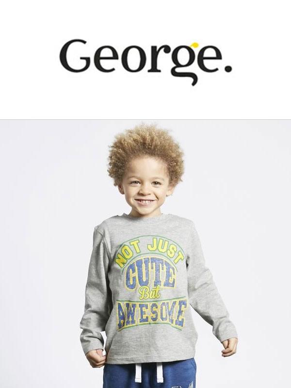 Outlet odzieży dziecięcej firmy George
