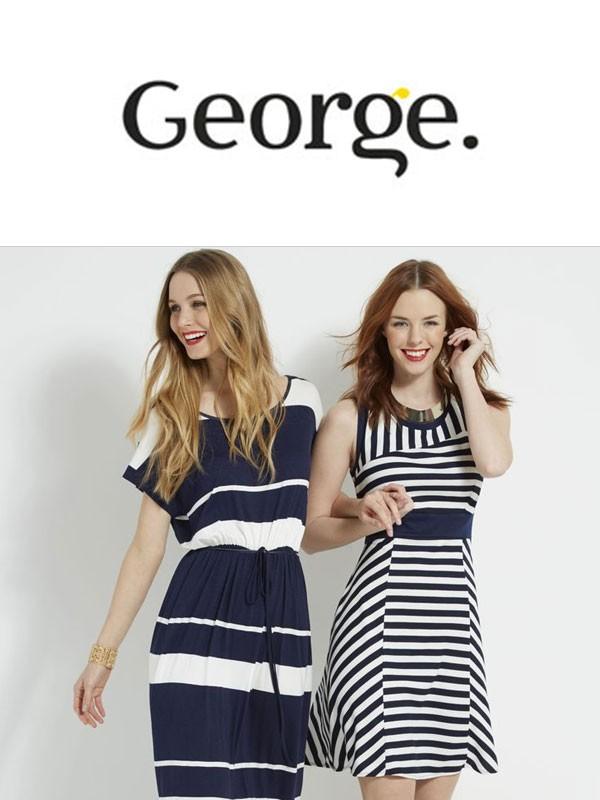 Outlet odzieży damskiej 2016 firmy George