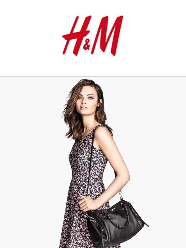 Outlet odzieży Wiosna/Lato firmy H&M