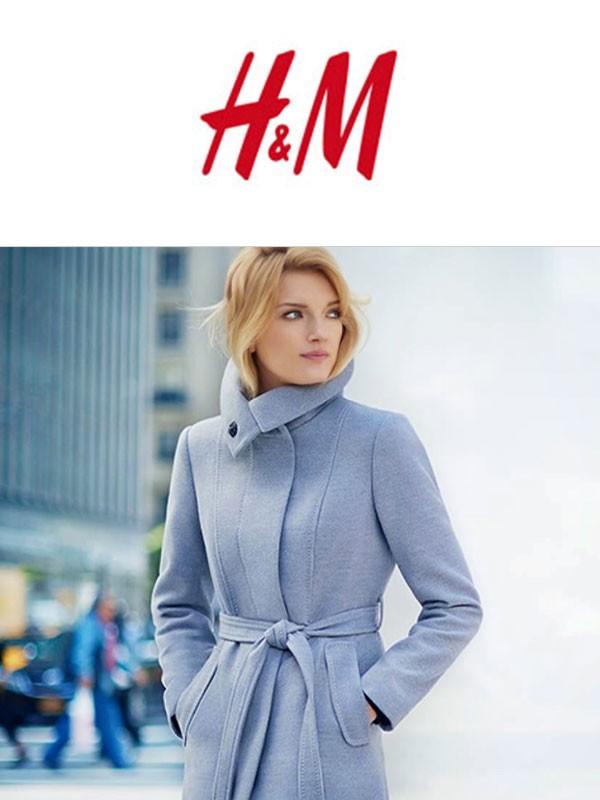 Outlet odzieży Jesień/Zima firmy H&M