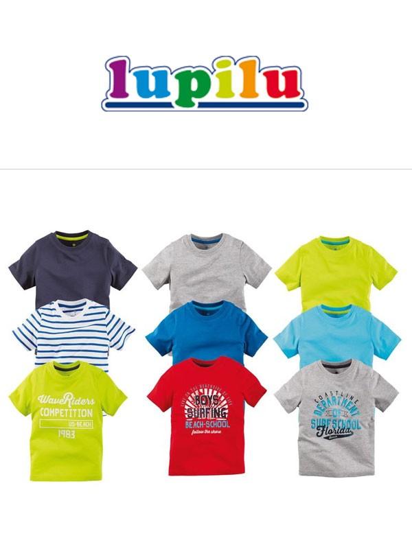T-Shirts i Joggers firmy Lupilu