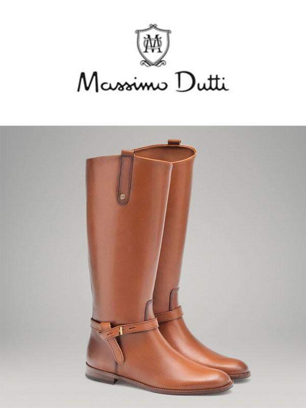 Obuwie damskie firmy Massimo Dutti