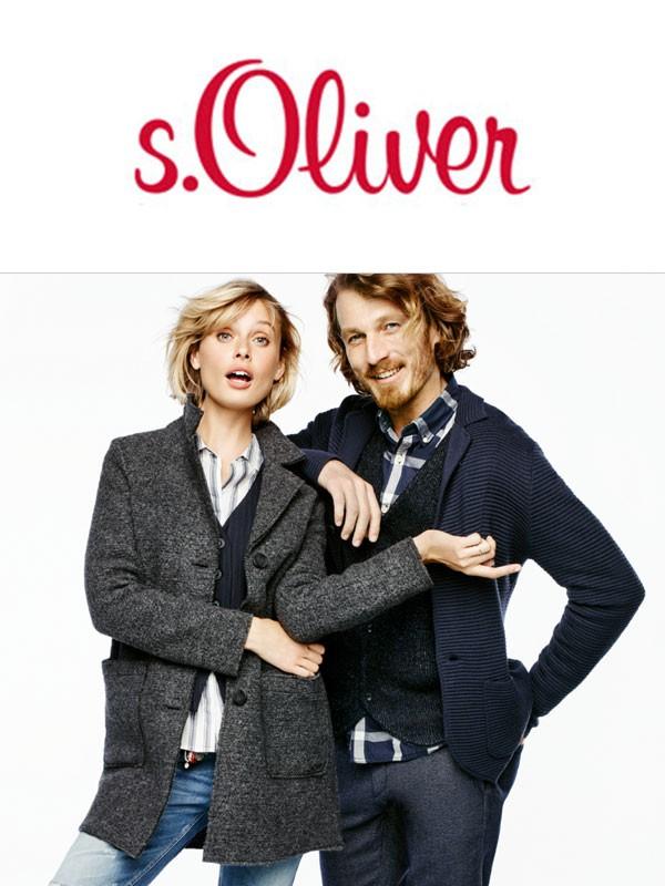 Outlet odzieży damsko-męskiej firmy S.Oliver
