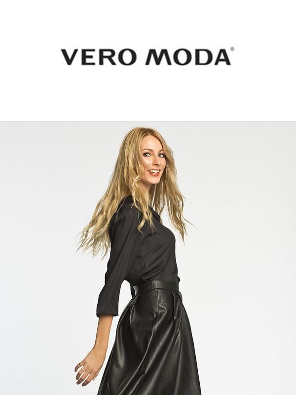 Outlet odzieży damskiej 2015-2016 firmy Vero Moda