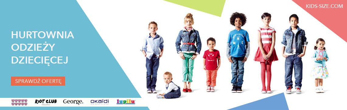 hurtownia odzieży dziecięcej