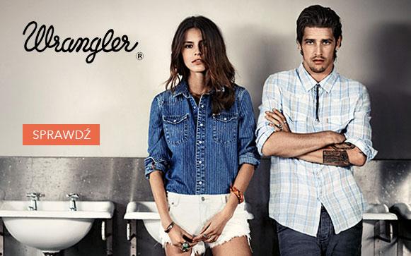 hurtownia odzieży wrangler outlet